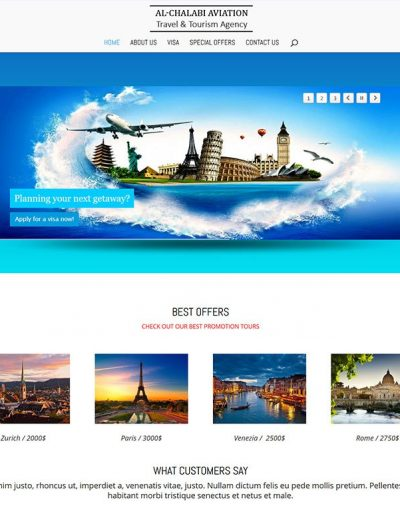 Al-Chalabi-Aviation-Company-Website