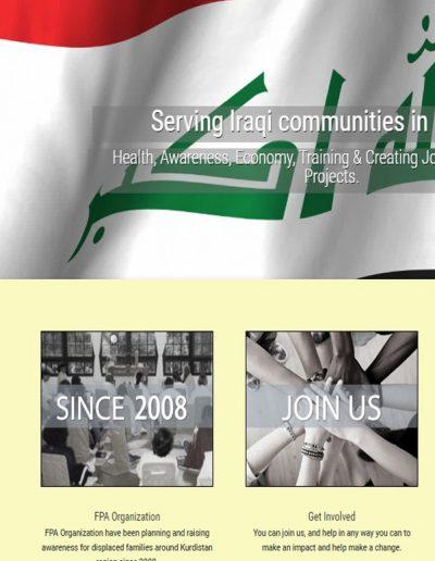 FPA-Kurdistan-website