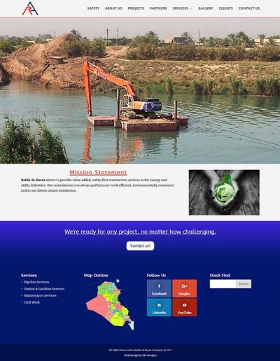 Rafah-Al-Basra-Website