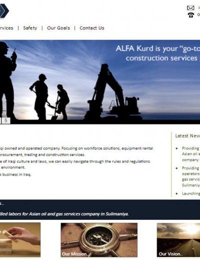 alfa-kurd-website
