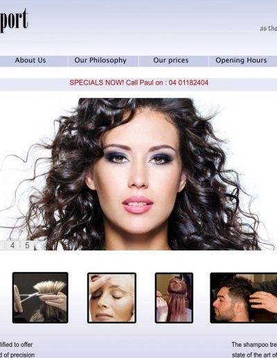 pauls-hairport-webiste